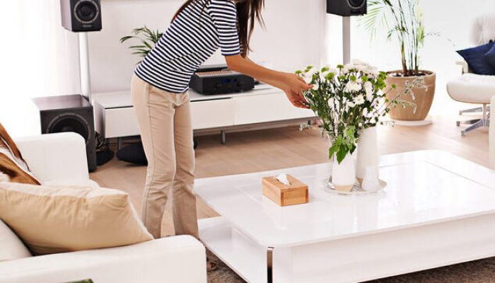 Five Last Minute Staging Tips