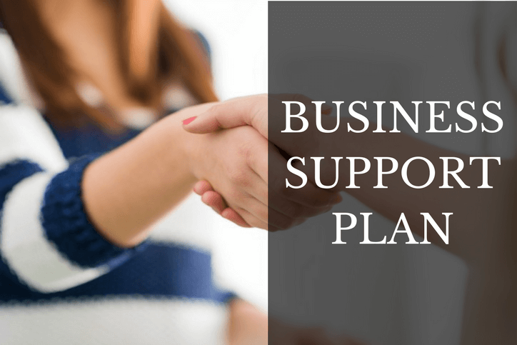 Home Staging Business Support Plan