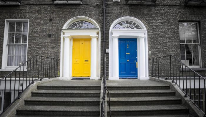 Welcoming Friends, Family and Energy The Care and Colour of Your Front Door Virtual Feng Shui Course